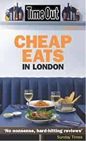 Image for TIME OUT CHEAP EATS IN LONDON