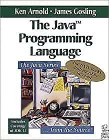 Image for THE JAVA PROGRAMMING LANGUAGE