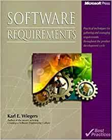 Image for SOFTWARE REQUIREMENTS