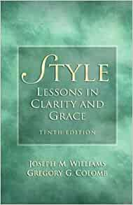 Image for STYLE: LESSONS IN CLARITY AND GRACE