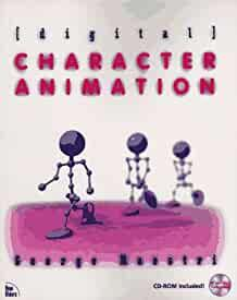 Image for DIGITAL CHARACTER ANIMATION: WITH CDROM