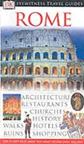 Image for DK EYEWITNESS TRAVEL GUIDE: ROME