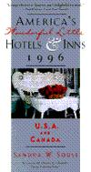 Image for AMERICA'S WONDERFUL LITTLE HOTELS AND INNS, 1996: U. S. A. AND CANADA