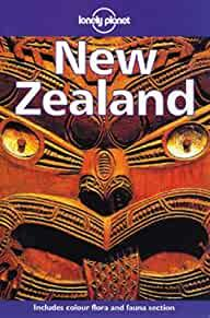 Image for LONELY PLANET NEW ZEALAND (9TH ED)