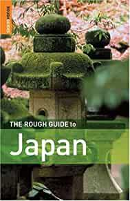 Image for THE ROUGH GUIDE TO JAPAN, THIRD EDITION