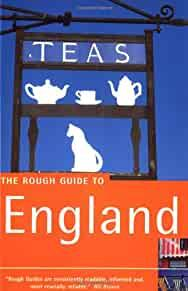 Image for THE ROUGH GUIDE TO ENGLAND