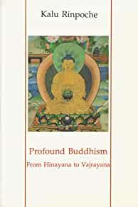 Image for PROFOUND BUDDHISM: FROM HINAYANA TO VAJRAYANA