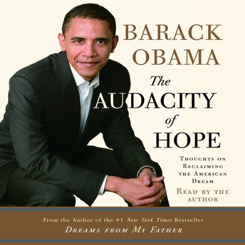 Image for THE AUDACITY OF HOPE (EXCERPT)