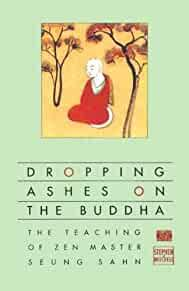 Image for DROPPING ASHES ON THE BUDDHA: THE TEACHINGS OF ZEN MASTER SEUNG SAHN