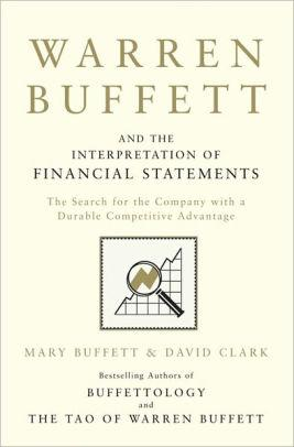 Image for WARREN BUFFETT AND THE INTERPRETATION OF FINANCIAL STATEMENTS