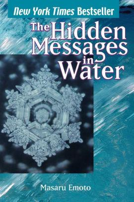 Image for HIDDEN MESSAGES IN WATER