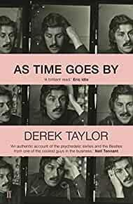 Image for AS TIME GOES BY: LIVING IN THE SIXTIES WITH JOHN LENNON, PAUL MCCARTNEY, GE ORGE HARRISON, RINGO STARR, BRIAN EPSTEIN, ALLEN KLEI
