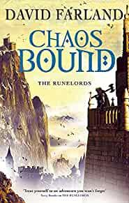 Image for CHAOSBOUND: BOOK 8 OF THE RUNELORDS
