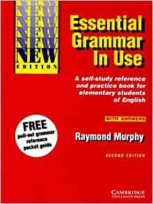 Image for ESSENTIAL GRAMMAR IN USE WITH ANSWERS: A SELF-STUDY REFERENCE AND PRACTICE BOOK FOR ELEMENTARY STUDENTS OF ENGLISH
