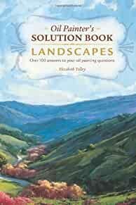 Image for OIL PAINTER'S SOLUTION BOOK: LANDSCAPES