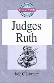 Image for JUDGES/RUTH;PEOPLE'S BIBLE COMMENTARY
