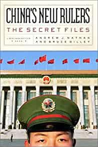 Image for CHINA'S NEW RULERS: THE SECRET FILES