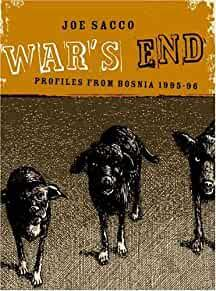 Image for WAR'S END: PROFILES FROM BOSNIA 1995-1996