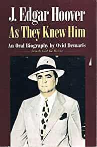 Image for J. EDGAR HOOVER: AS THEY KNEW HIM