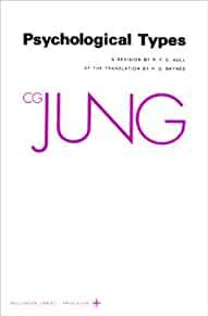 Image for PSYCHOLOGICAL TYPES (THE COLLECTED WORKS OF C. G. JUNG, VOL. 6)