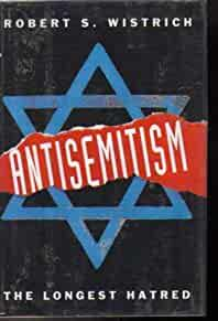 Image for ANTISEMITISM: THE LONGEST HATRED