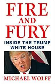 Image for FIRE AND FURY: INSIDE THE TRUMP WHITE HOUSE