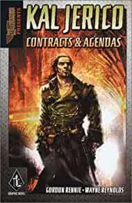 Image for KAL JERICO II: CONTRACTS & AGENDAS