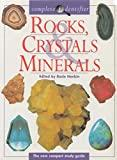 Image for ROCKS, CRYSTALS MINERALS - COMPLETE IDENTIFIER