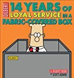 Image for 14 YEARS OF LOYAL SERVICE IN A FABRIC-COVERED BOX: A DILBERT BOOK (VOLUME 3 3)
