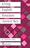 Image for LIVING ENGLISH STRUCTURE/KEY
