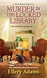 Image for MURDER IN THE LOCKED LIBRARY (A BOOK RETREAT MYSTERY)