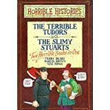 Image for THE TERRIBLE TUDORS & THE SLIMY STUARTS: TWO HORRRIBLE BOOKS IN ONE (HORRIB LE HISTORIES COLLECTIONS)